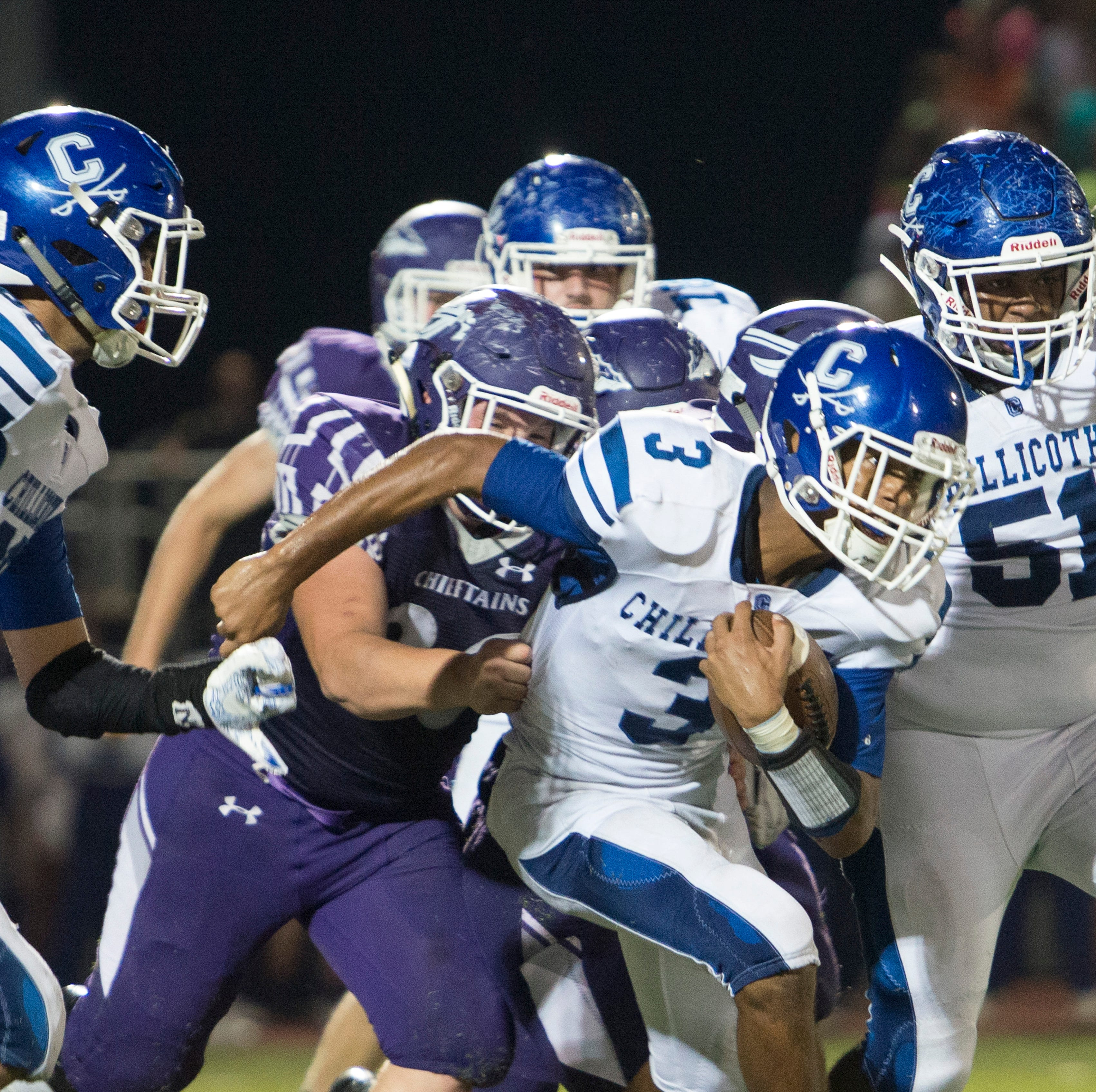 CW Columbus to air Chillicothe, Logan football game on Thursday Night Lights