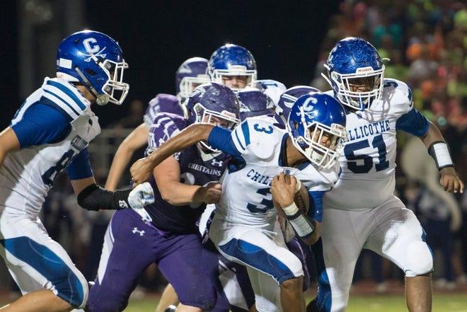 Chillicothe High School football's game with Logan will be aired on the CW Columbus as it is a part of this season's Thursday Night Lights series.