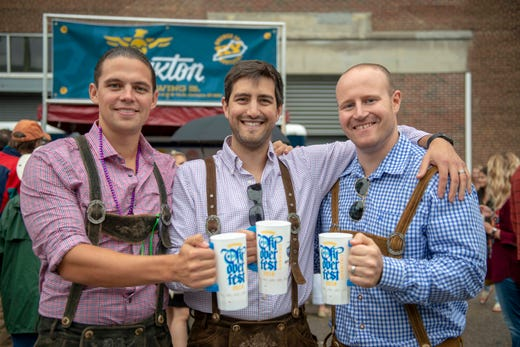 Study says Cincinnati is fifth-best Oktoberfest city in U.S. Here's why that's so wrong
