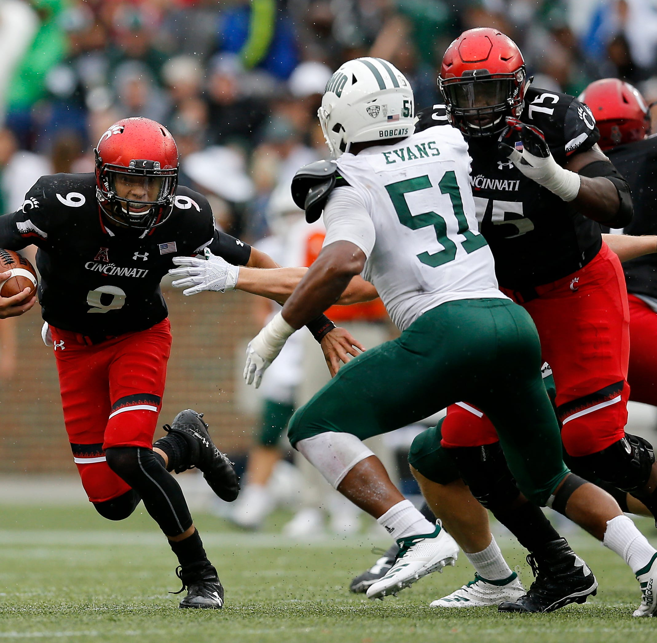 Instant analysis: UC Bearcats rally from 21-point deficit, claim narrow win over Ohio U.