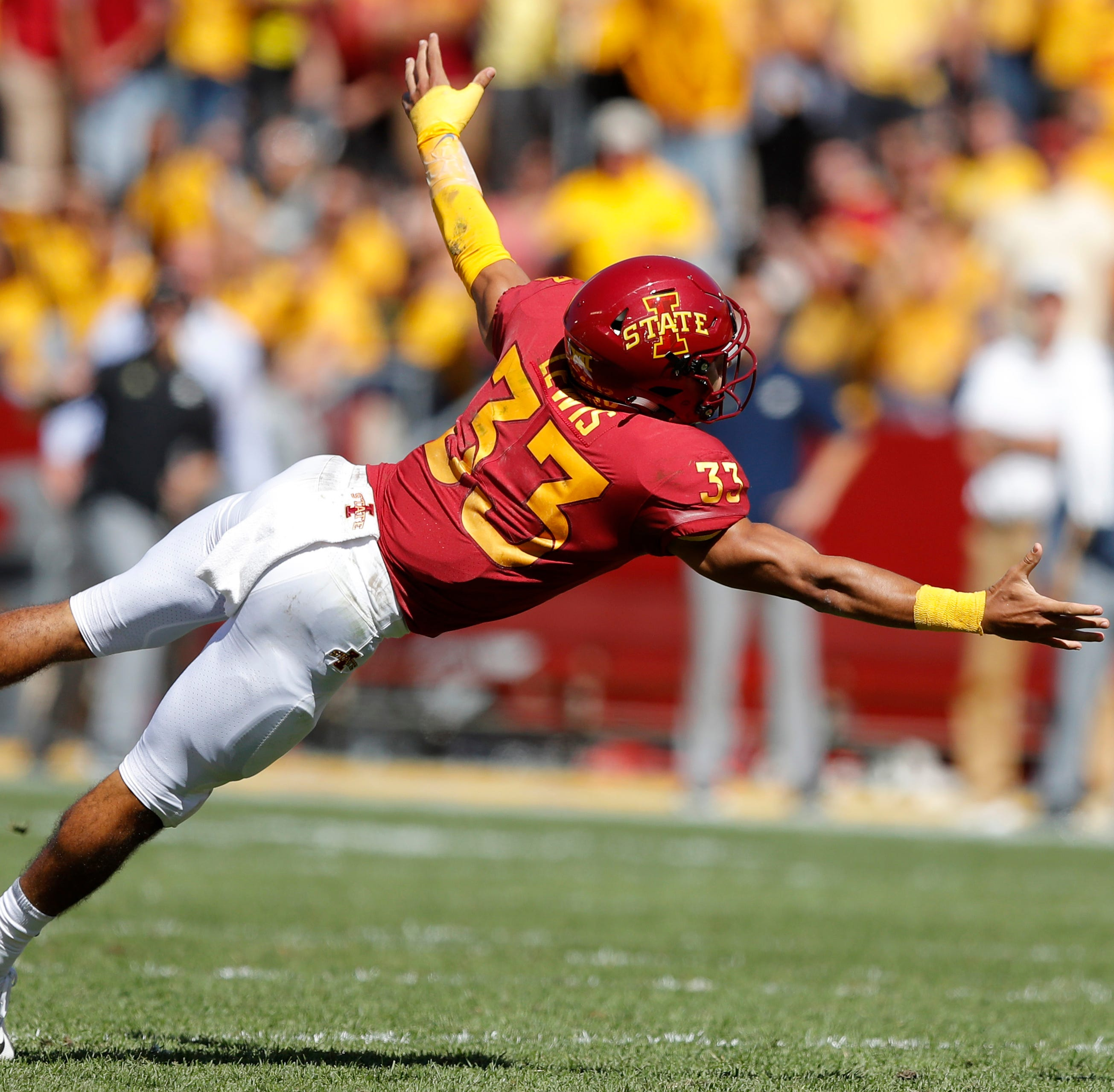 Jeff Woody: Why did Iowa State play so many back-ups vs. Akron? Because they needed to.