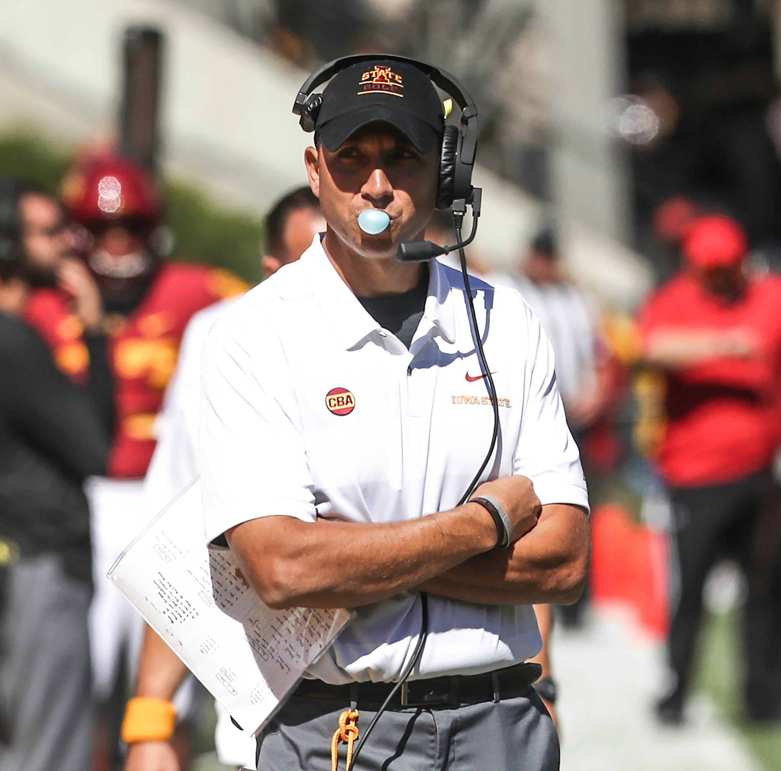 Peterson: Iowa State's schedule gauntlet gives Cyclones a chance to 'prove who we are'