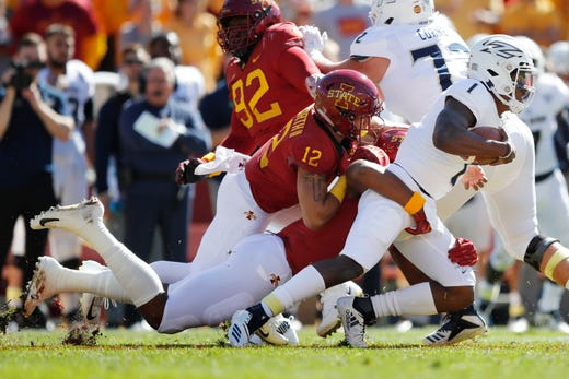 Peterson: Can Iowa State beat TCU? Depends on how good the ...