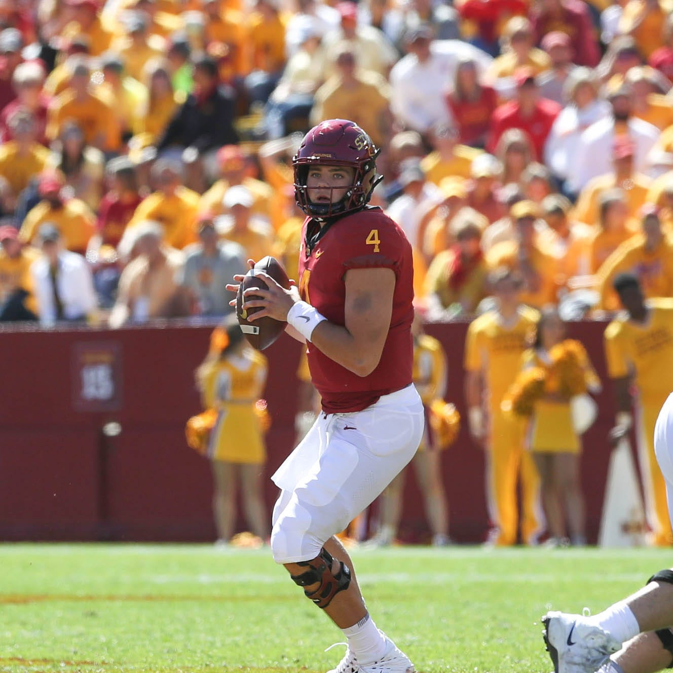 Peterson's First Thoughts: Zeb Noland's future is now. It's his Iowa State team for the three-game grinder