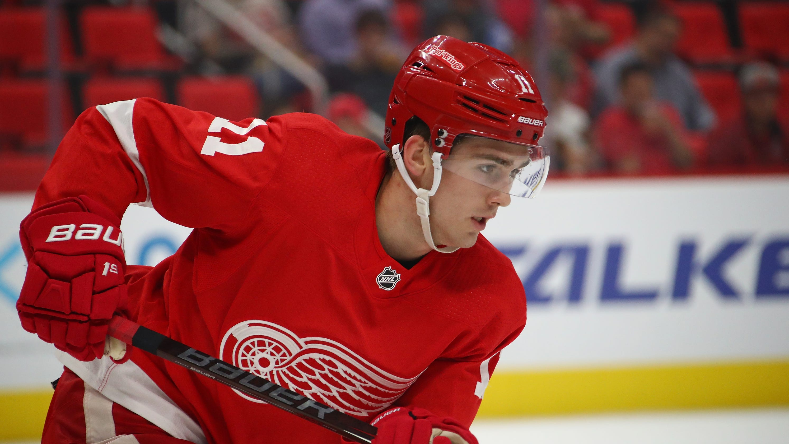 95d41d187 How soon before Detroit Red Wings prospect Filip Zadina joins team