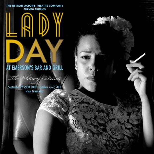 """""""Lady Day at Emerson's Bar and Grill"""" plays for two weekends at the Whitney."""
