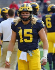 Michigan senior DE Chase Winovich.