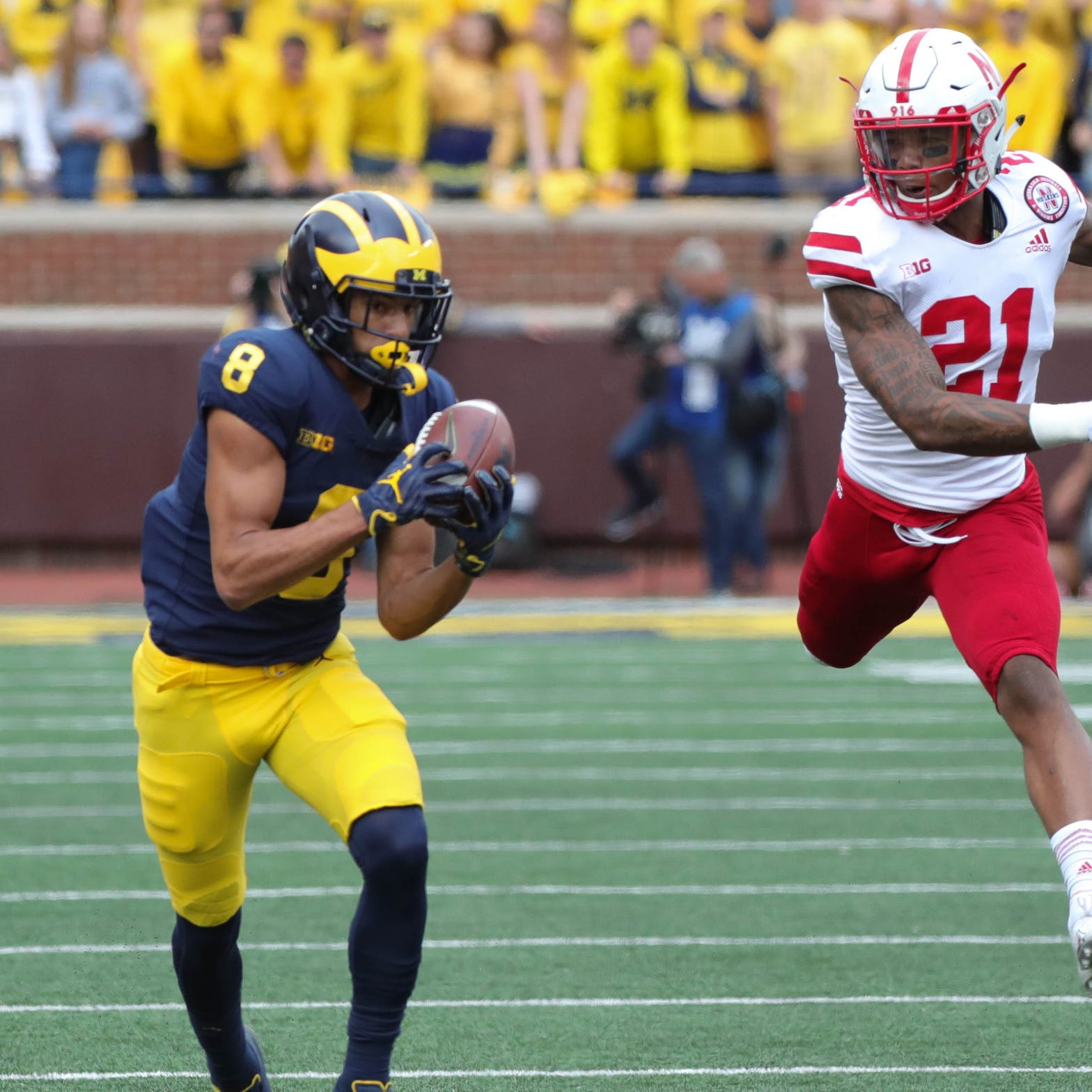 Michigan football's modernized offense not all that new to its talent