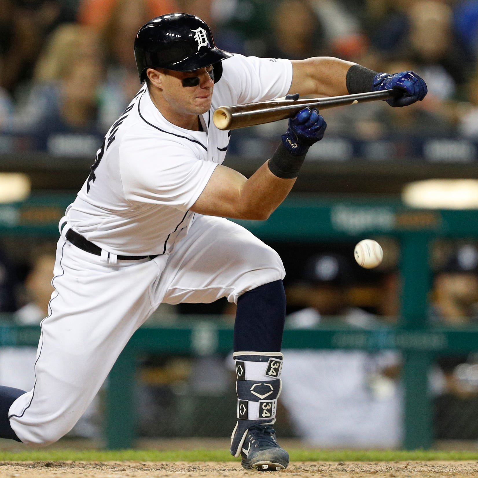 Former Detroit Tigers James McCann, Ian Kinsler headed elsewhere