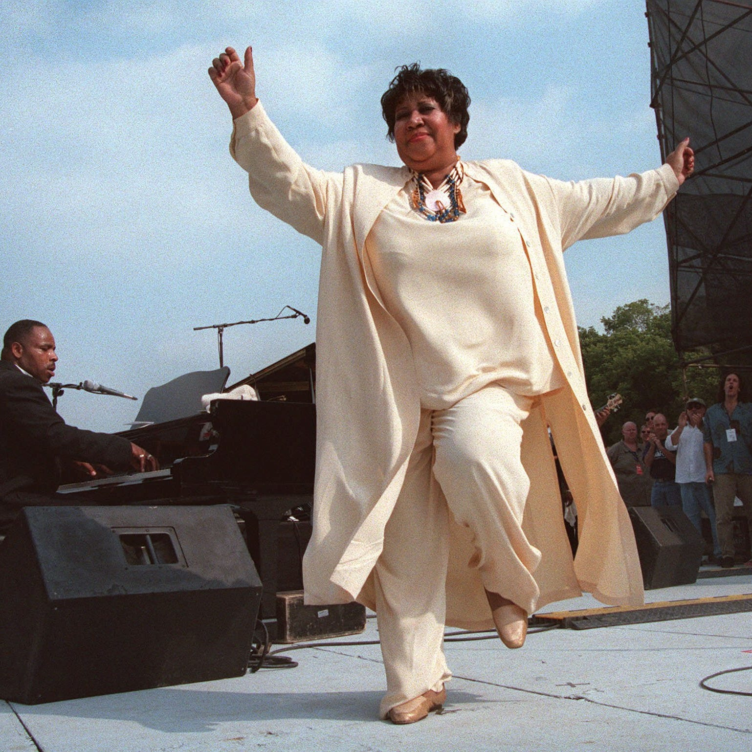 Bill would designate Lodge Freeway as Aretha Franklin Memorial Highway