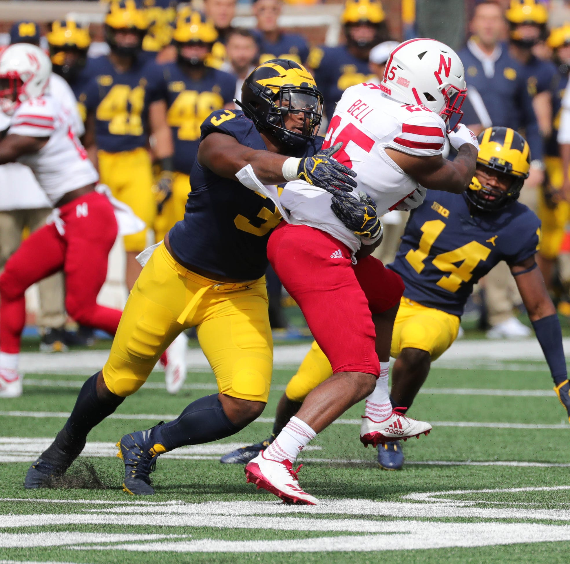 Michigan football: Time to grade their performance vs. Nebraska