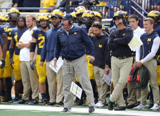 Don Brown, Jim Harbaugh