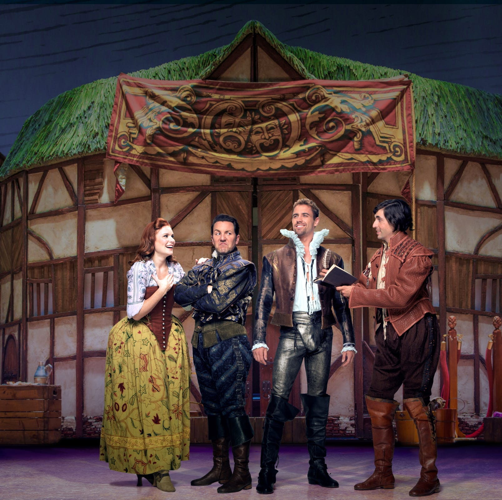 Plan your weekend: 'Something Rotten!' at the Fisher, Sinbad, 'Evil Dead: The Musical'