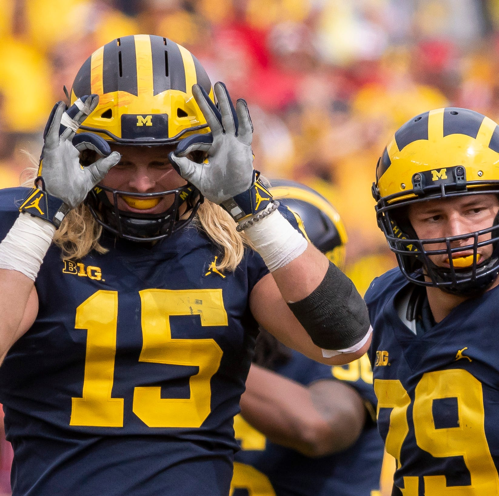 UM's Chase Winovich named first-team All-American on AP's midseason list