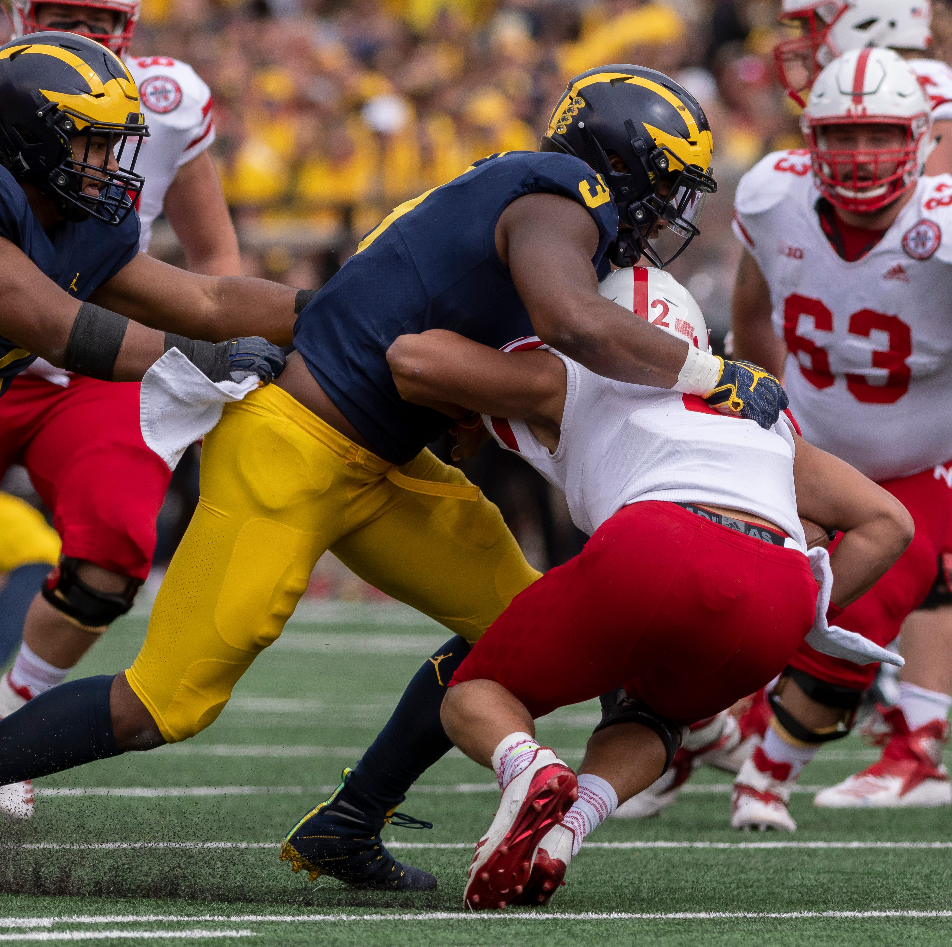 'We wanted it bad': Michigan mashes Nebraska in B1G opener