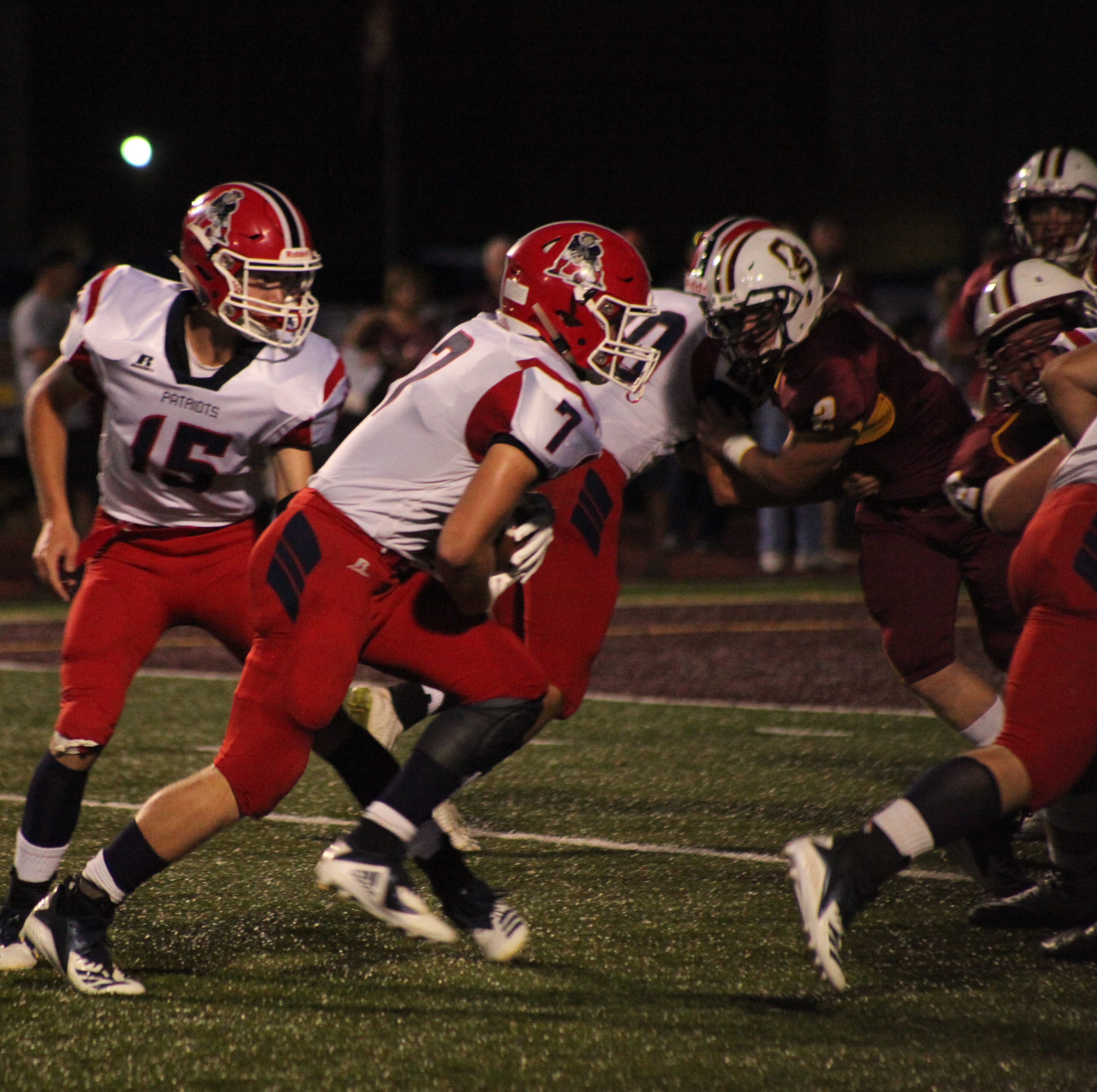 Heritage Hills proves it's for real with win over Gibson Southern | Lindskog