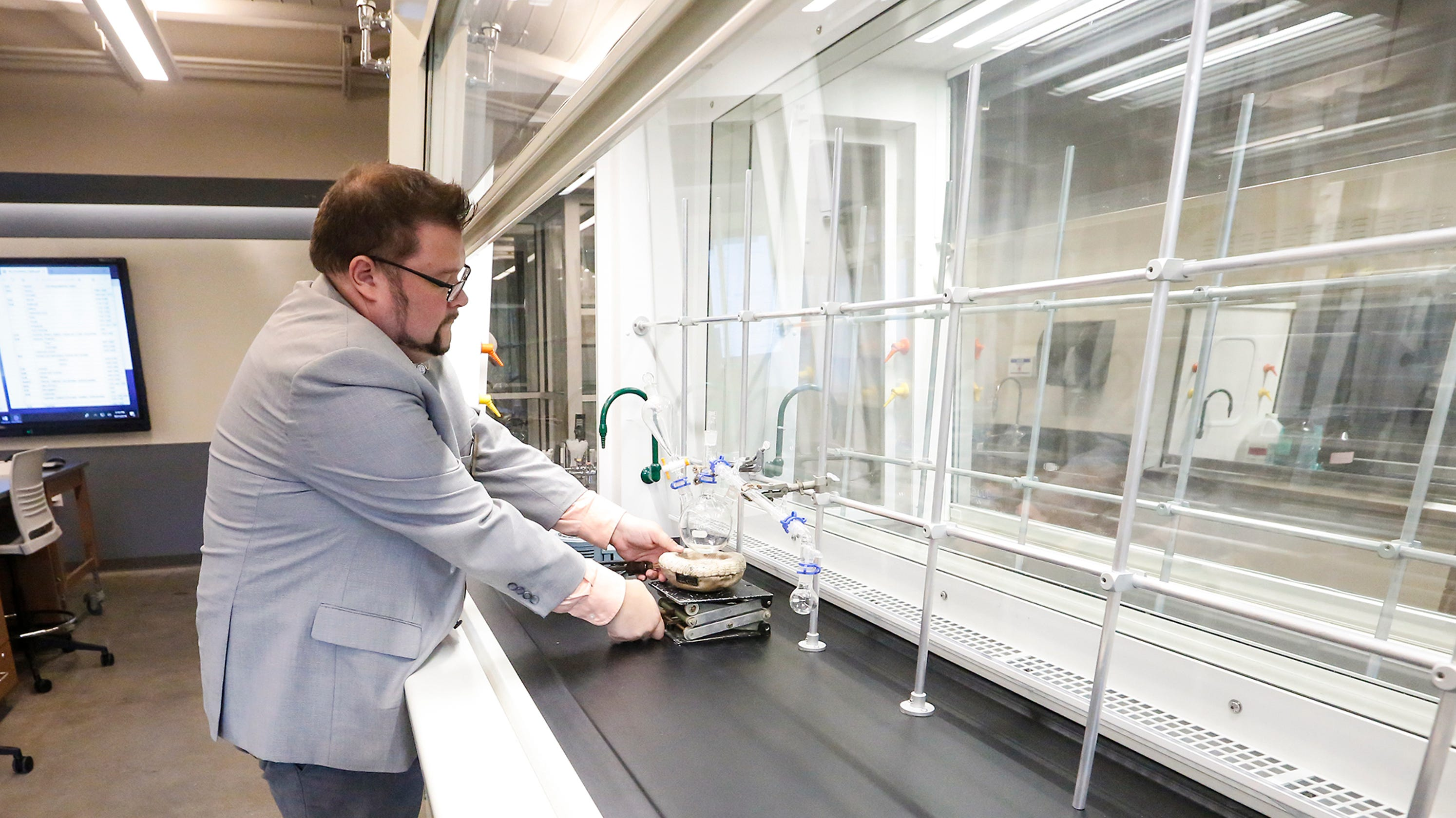 Collaboration builds: Marian University opens new science center