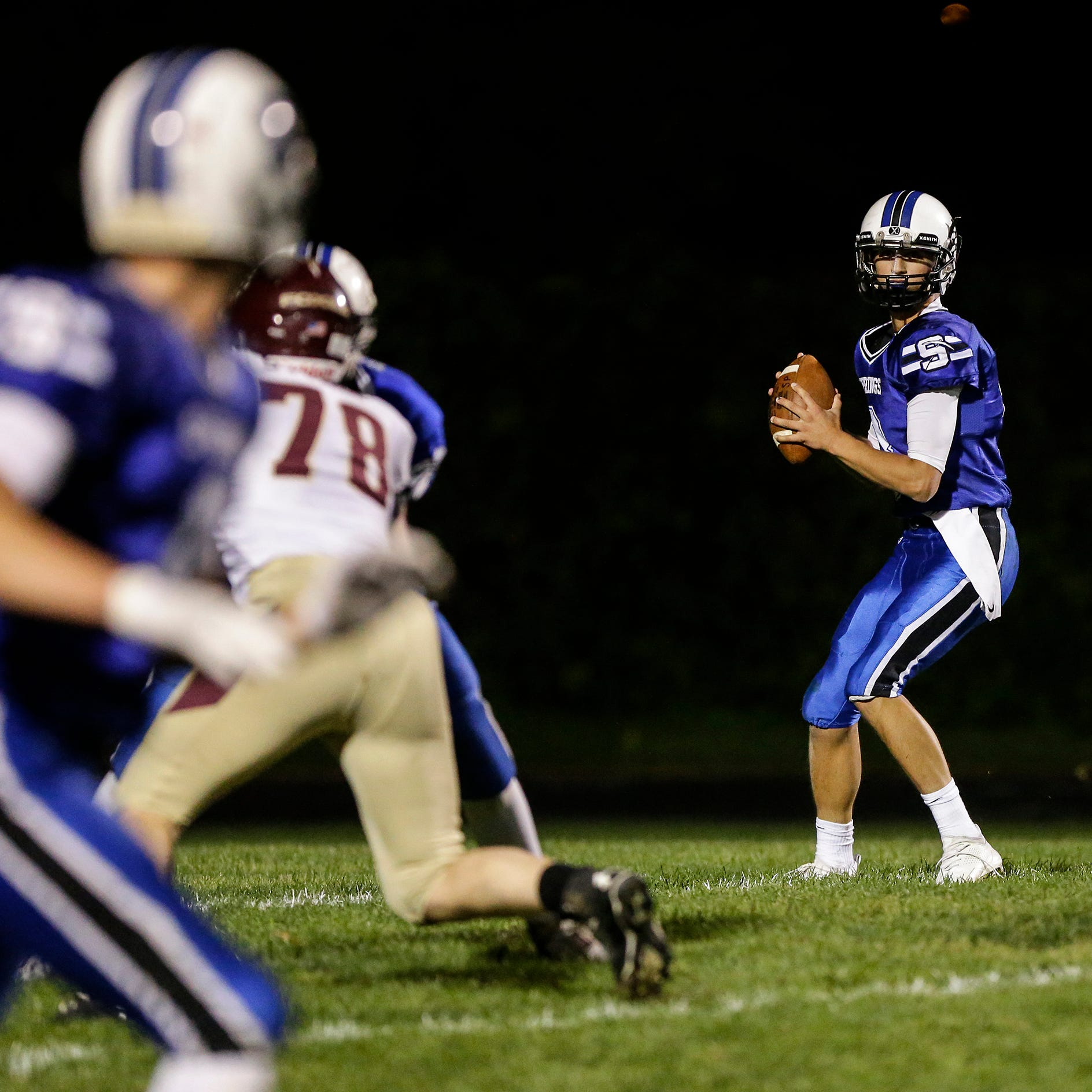 High school football: St. Mary's Springs total offense produces big Flyway Conference win