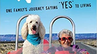 """The Fond du Lac Public Library has selected """"Driving Miss Norma: One Family's Journey Saying Yes to Living,"""" by Tim Bauerschmidt and Ramie Liddle, as its 2018 Fond du Lac Reads selection. The authors will visit the library for two programs on Oct. 2. Copies of the book are available for checkout now."""