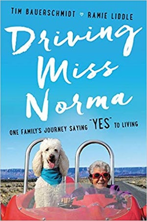 "The Fond du Lac Public Library has selected ""Driving Miss Norma: One Family's Journey Saying Yes to Living,"" by Tim Bauerschmidt and Ramie Liddle, as its 2018 Fond du Lac Reads selection. The authors will visit the library for two programs on Oct. 2. Copies of the book are available for checkout now."
