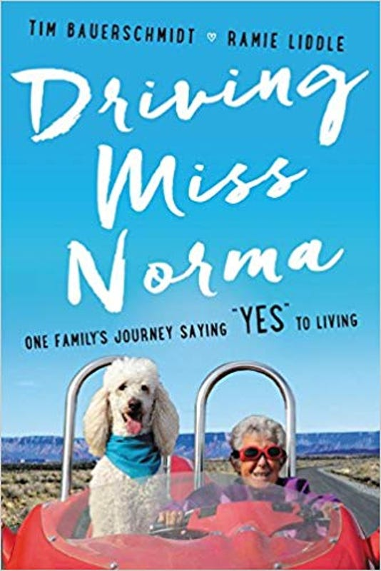 Driving Miss Norma Book Jacket