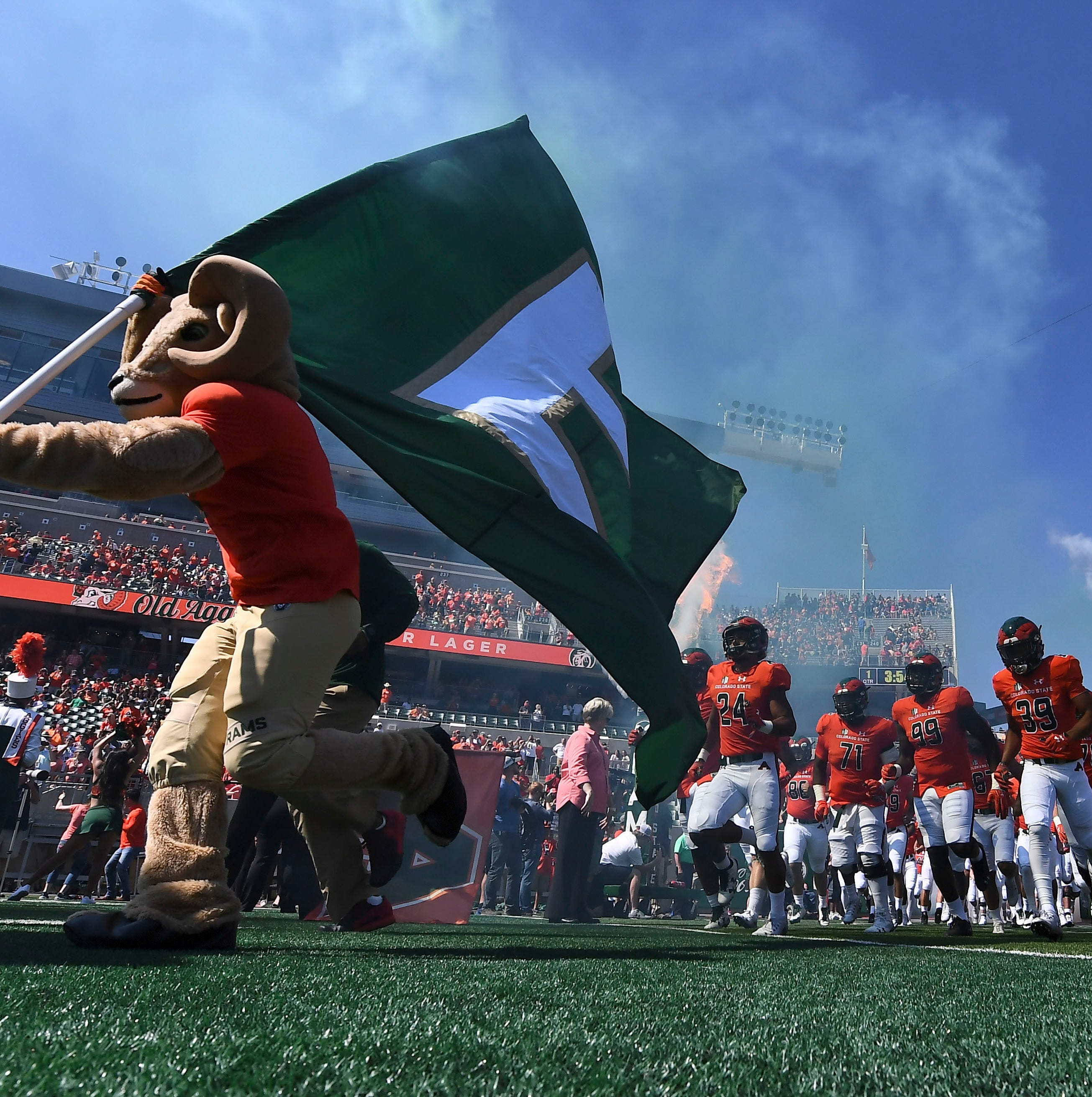 Live replay: CSU football takes on Illinois State football team