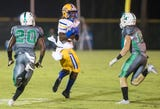 Charlotte scored 28 unanswered points after falling behind by two touchdowns and held off Fort Myers 28-20 on Friday at Edison Stadium.