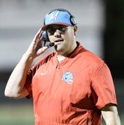 JL Mann head coach Kevin Burnette
