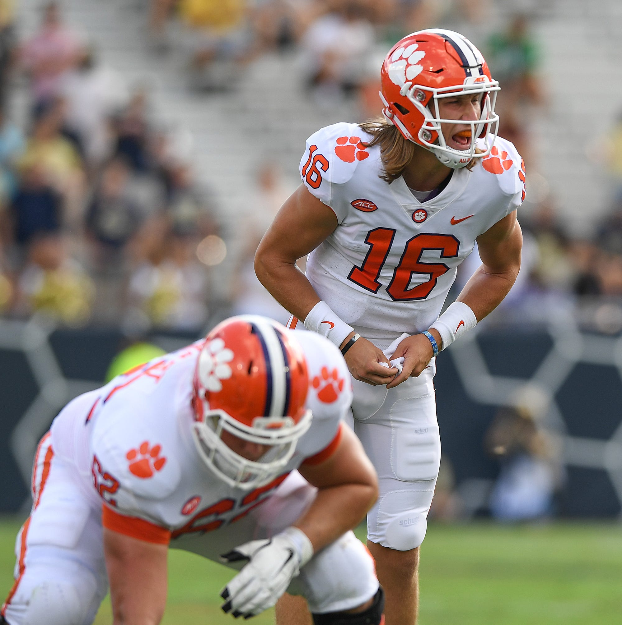 Takeaways from the Clemson-Georgia Tech football game