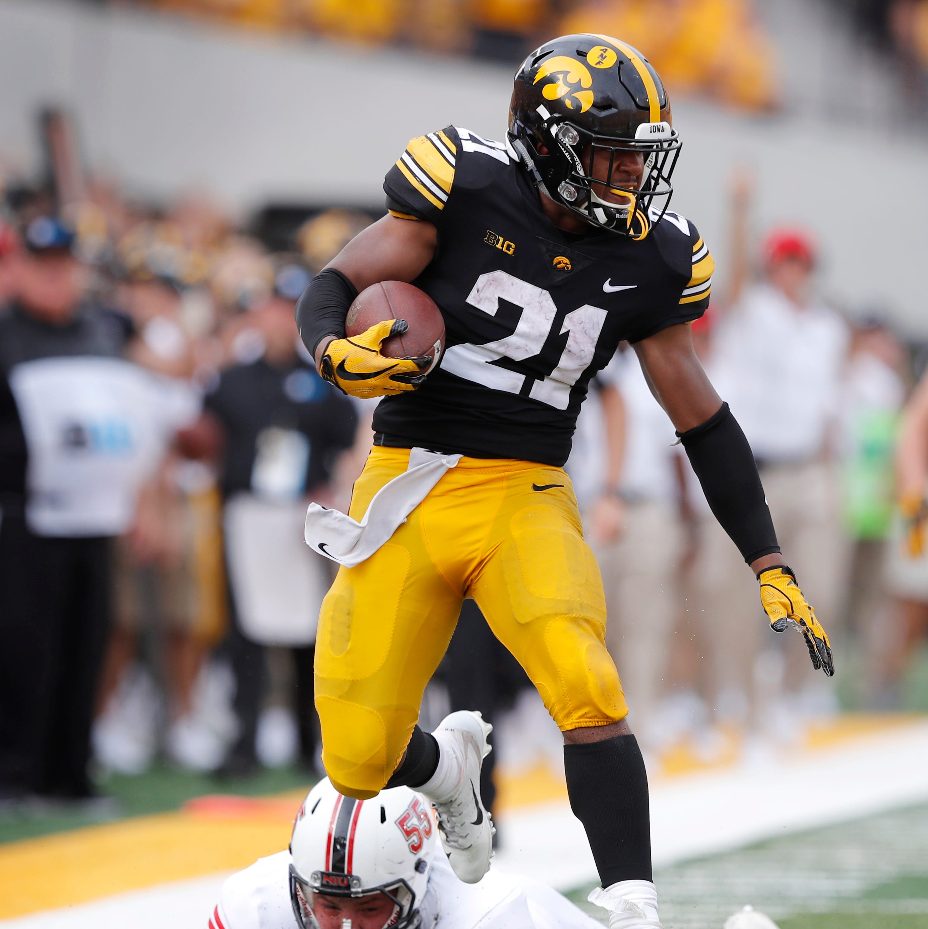 Iowa football: Hawkeyes' injured trio active for Wisconsin game