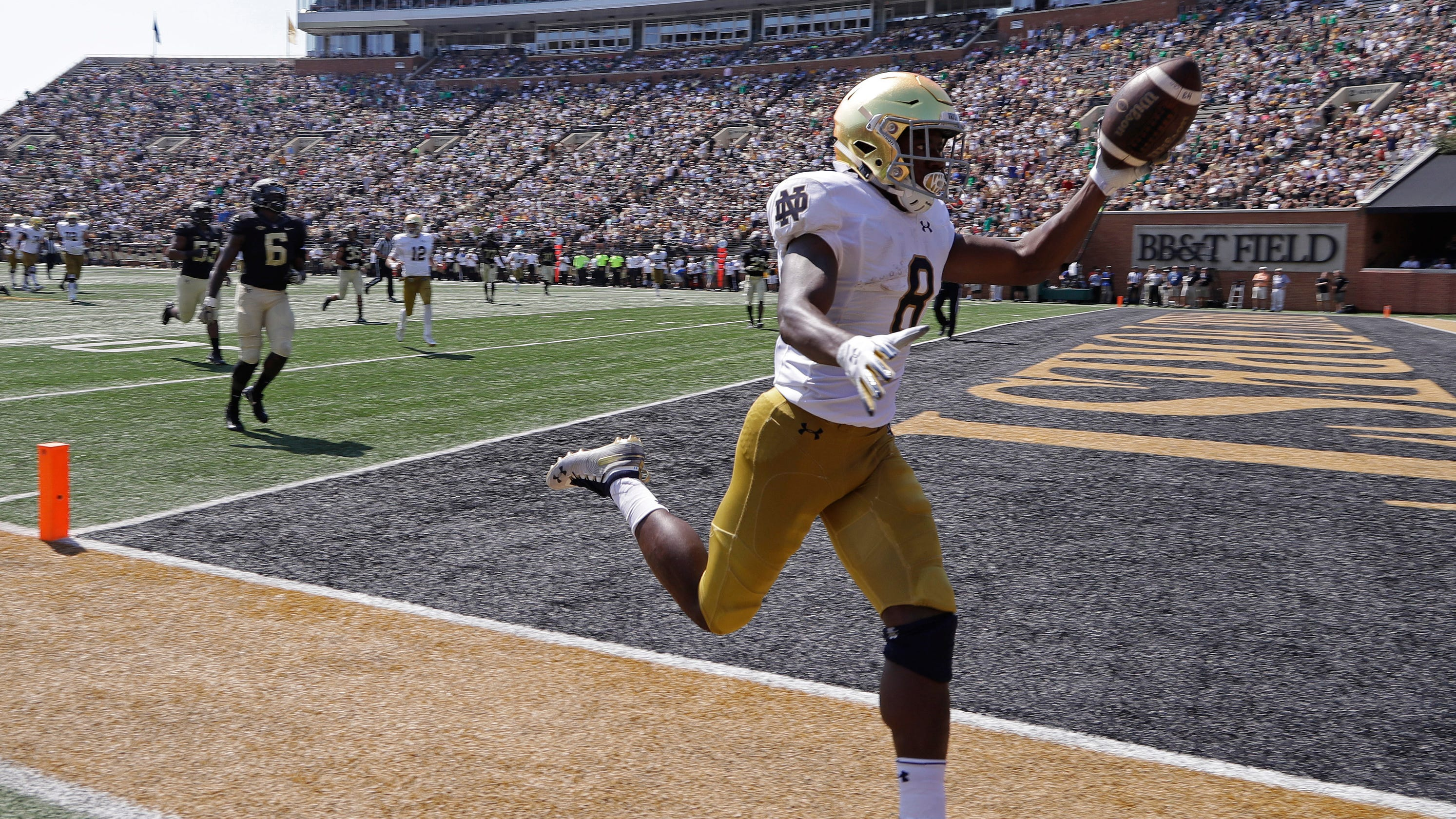 ccb7ea86f Notre Dame football  Who needs to step up for Fighting Irish in 2019