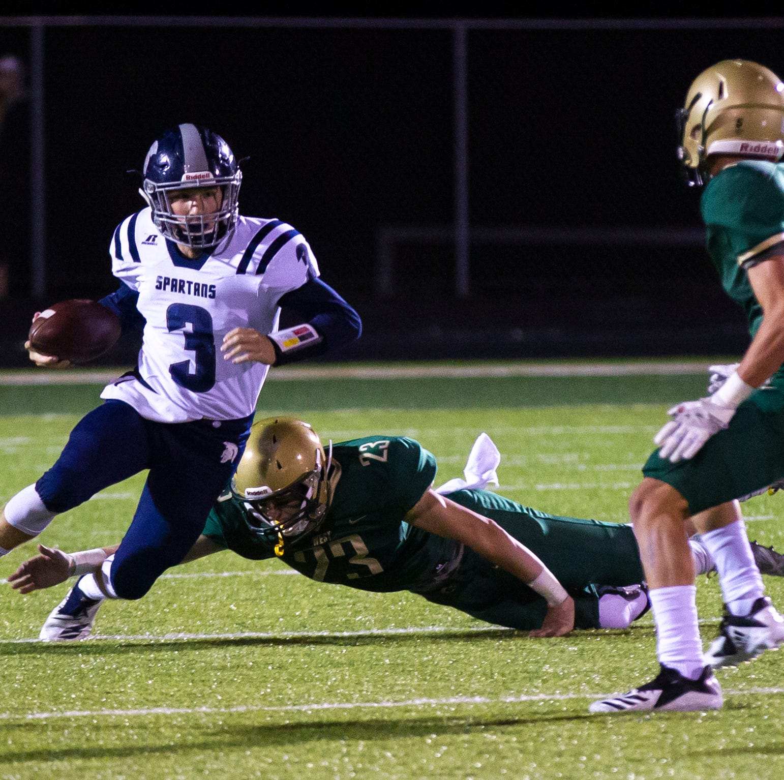 Iowa high school football: Final scores from Friday, Sept. 21