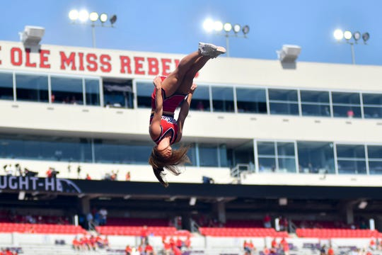 Vaught-Hemingway Stadium, home of the Ole Miss football team, will join the list of SEC stadiums where alcohol can be purchased this Saturday. (Matt Bush-USA TODAY Sport)