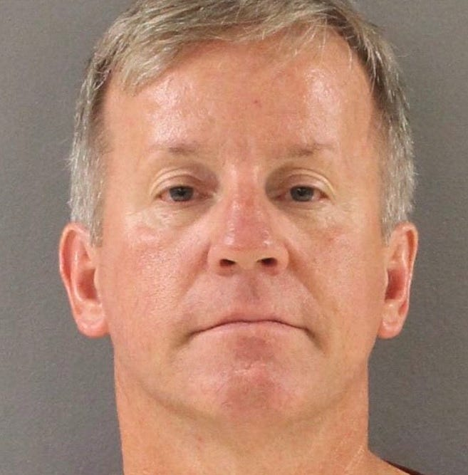 D.C Metro employee arrested for soliciting a minor in Knoxville