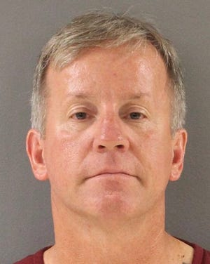 Christopher A. Riggins, 53, of Laurel, Maryland, was arrested on September 14 after soliciting sex with a minor during and undercover operation conducted by the Knoxville Police Department.