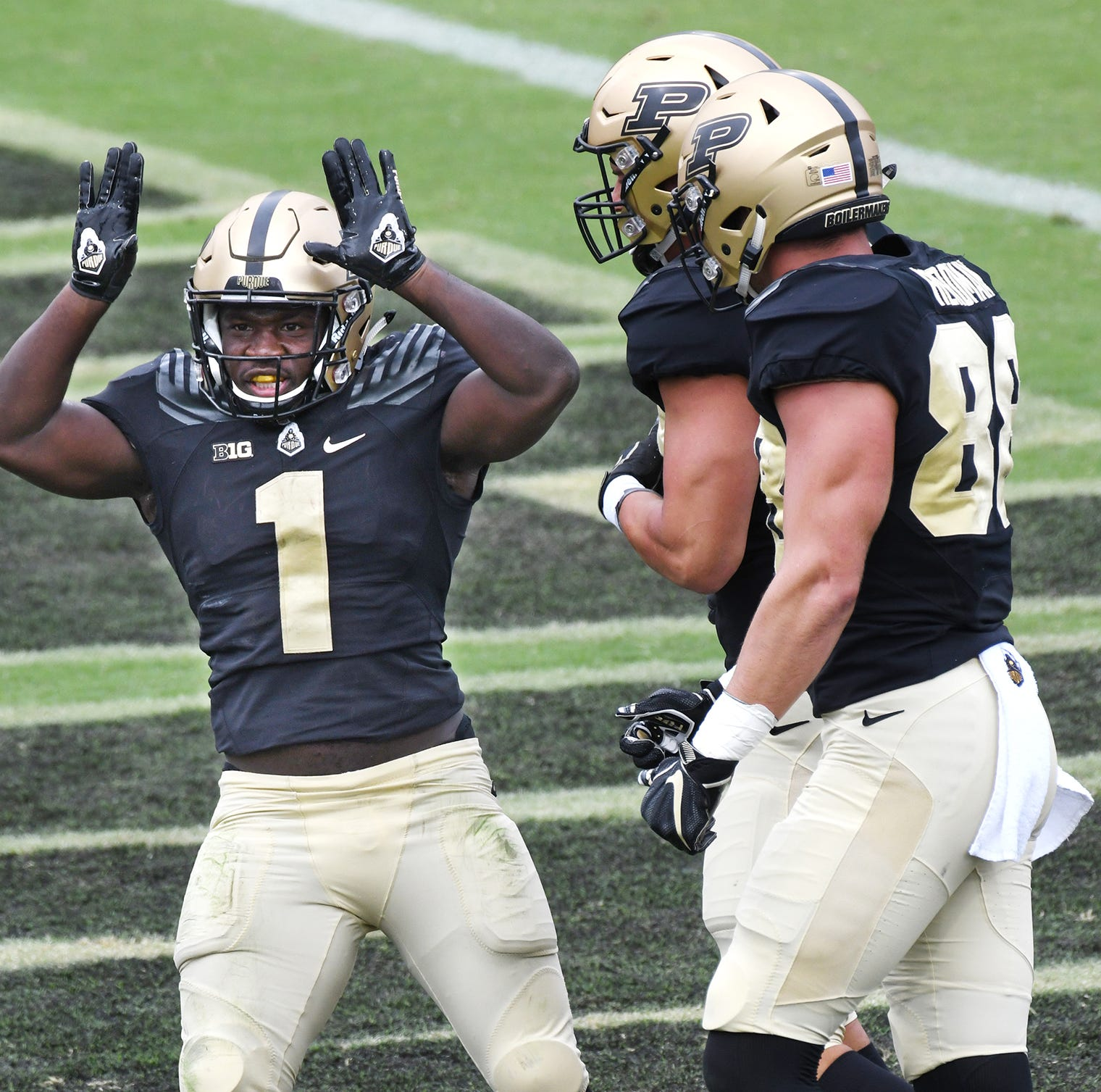Purdue football: 5 facts from the last time the Boilermakers beat a top-25 team