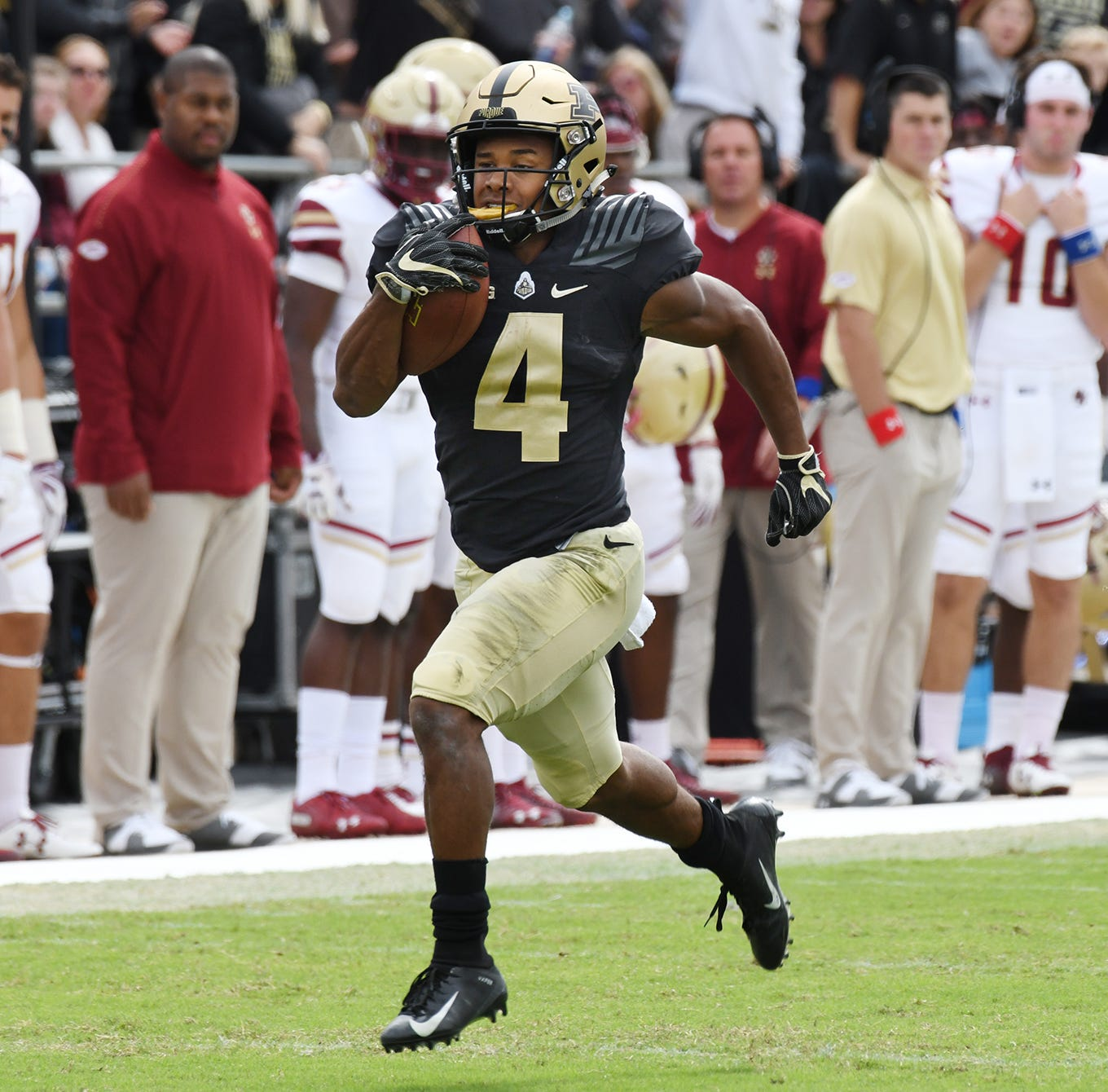 Purdue 30, Boston College 13: Grading the Boilermakers