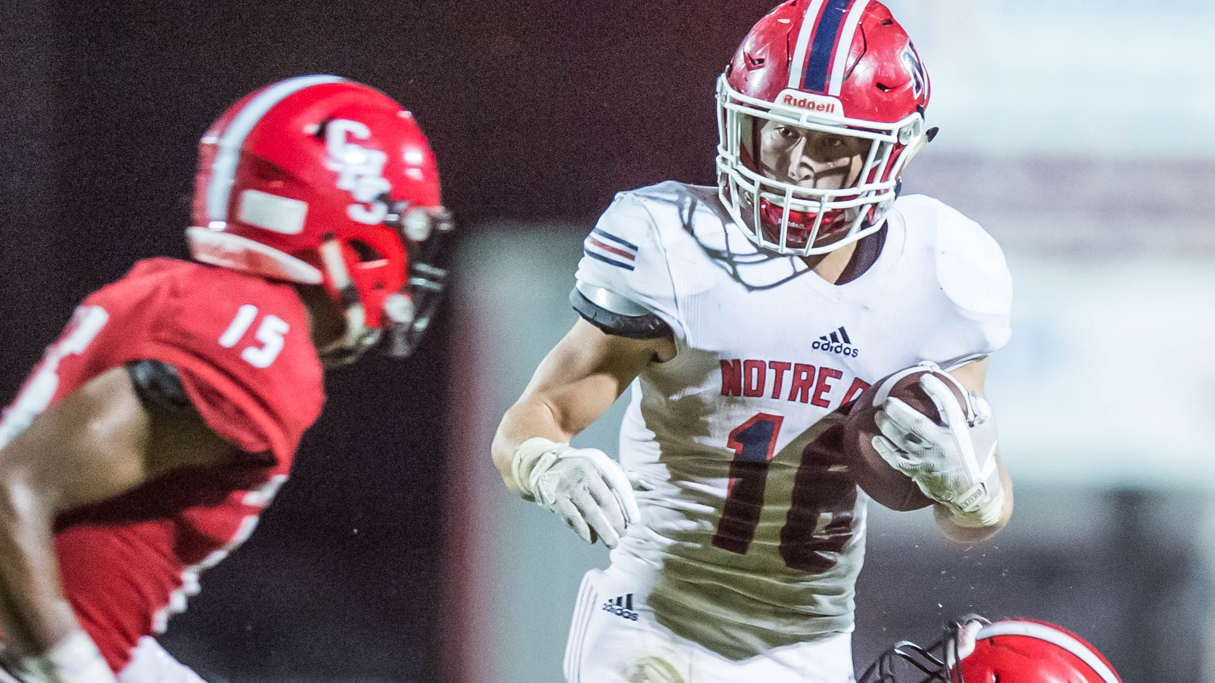 Revenge or not, Notre Dame drops hammer in rematch with Catholic-NI