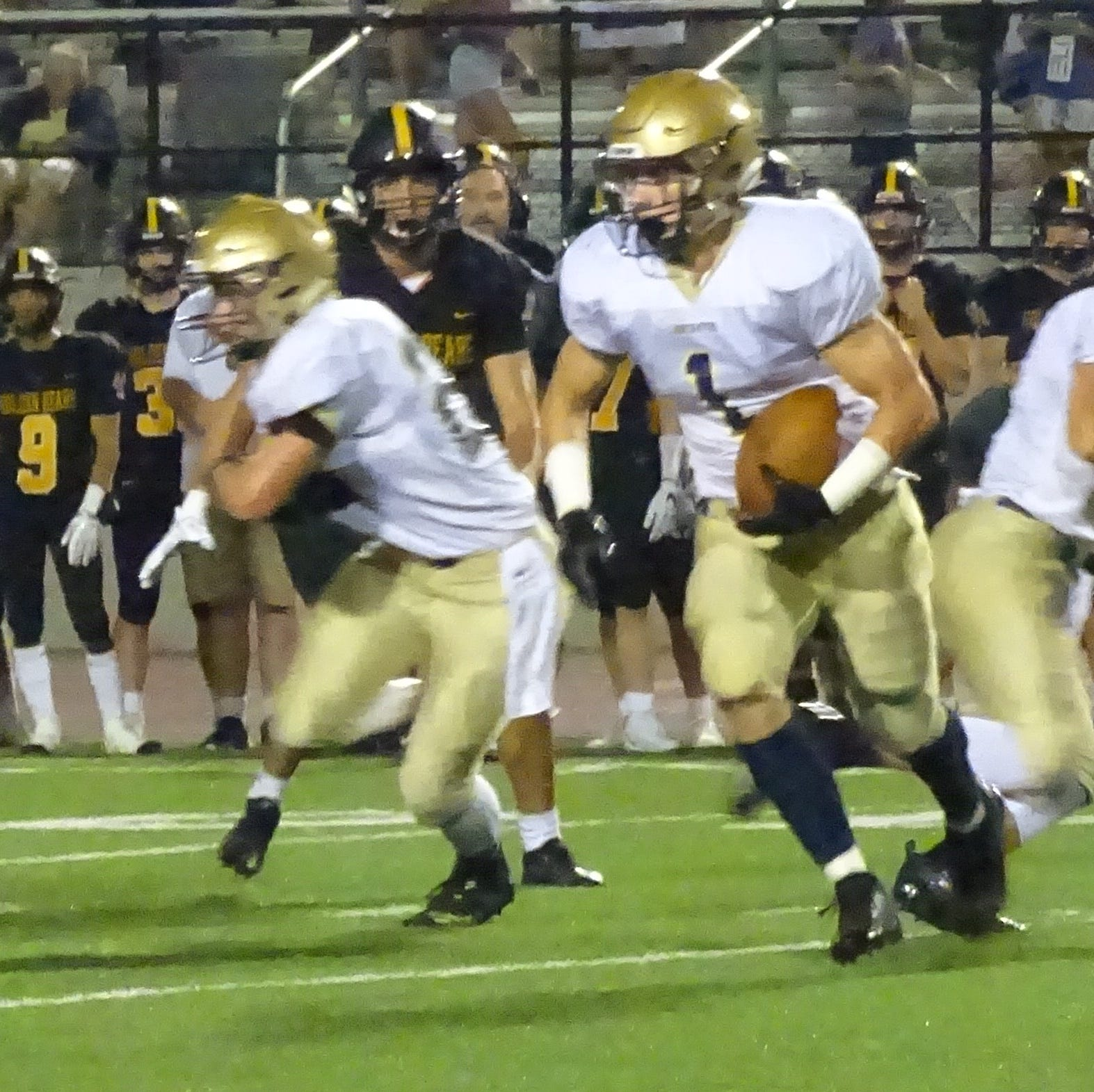 HS Football: Four takeaways from Lancaster's thrilling 29-28 win over Upper Arlington
