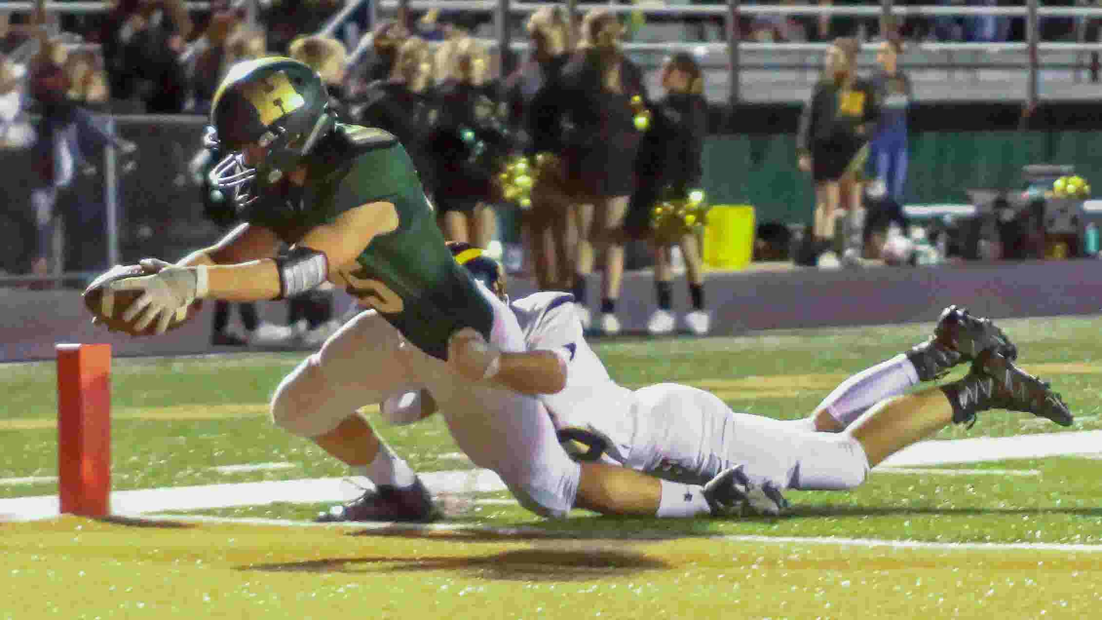 5 Takeaways From Hartland Howell Football Game