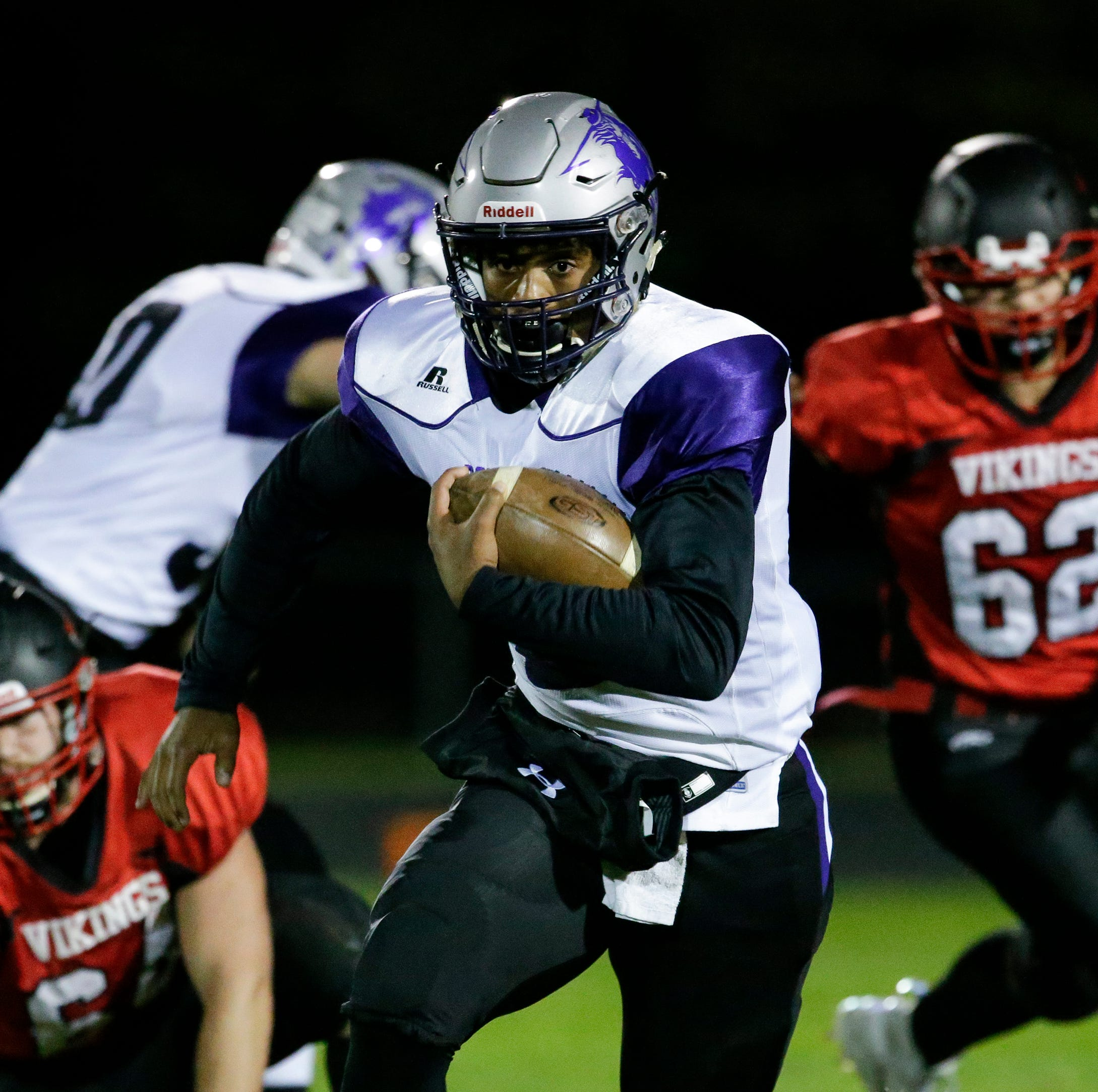Top high school performers: Sheboygan North's Kraus rumbles for 143 yards, 3 TDs
