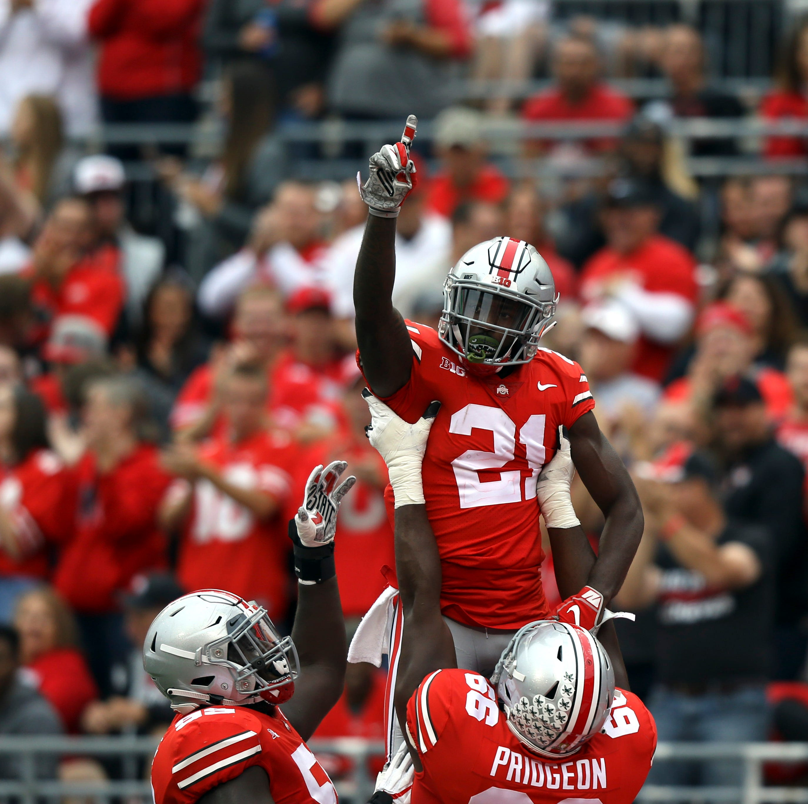 Bring on Penn State: OSU report card