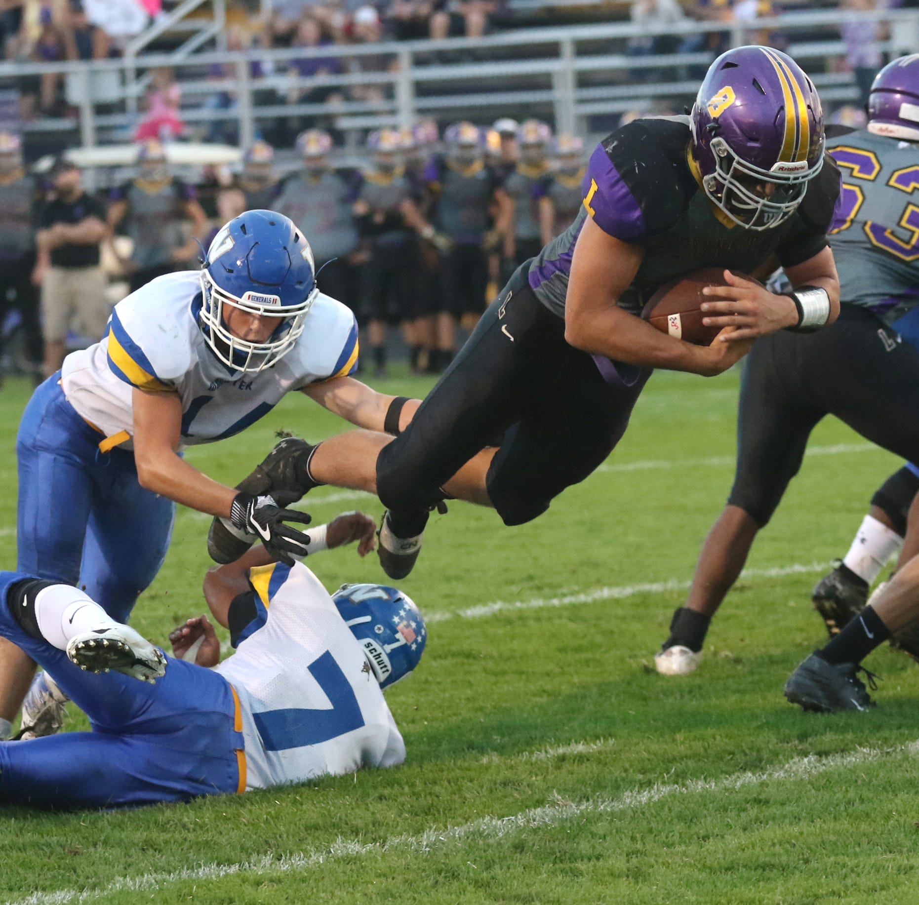 Lead gets away: Wooster storms back in second half to beat Lex