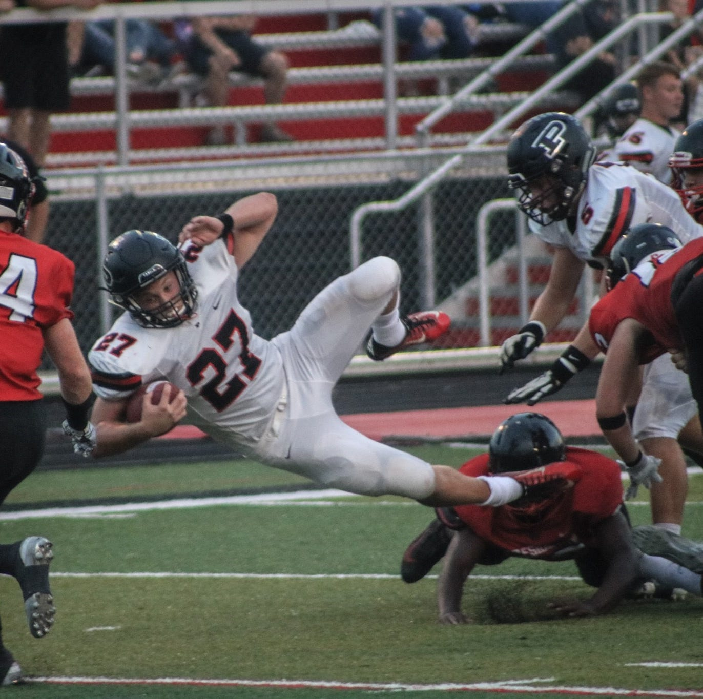 Pleasant rolls to another win, shuts out Marion Harding