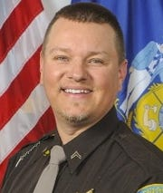 Dane County Sheriff's Deputy Matthew Earll