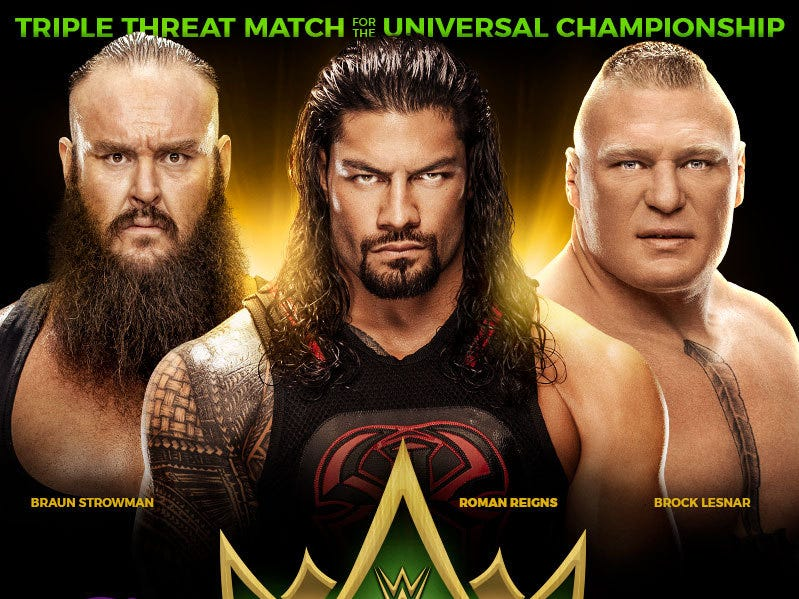 Piledriver: Cloud continues to surround WWE's 'Crown Jewel' event