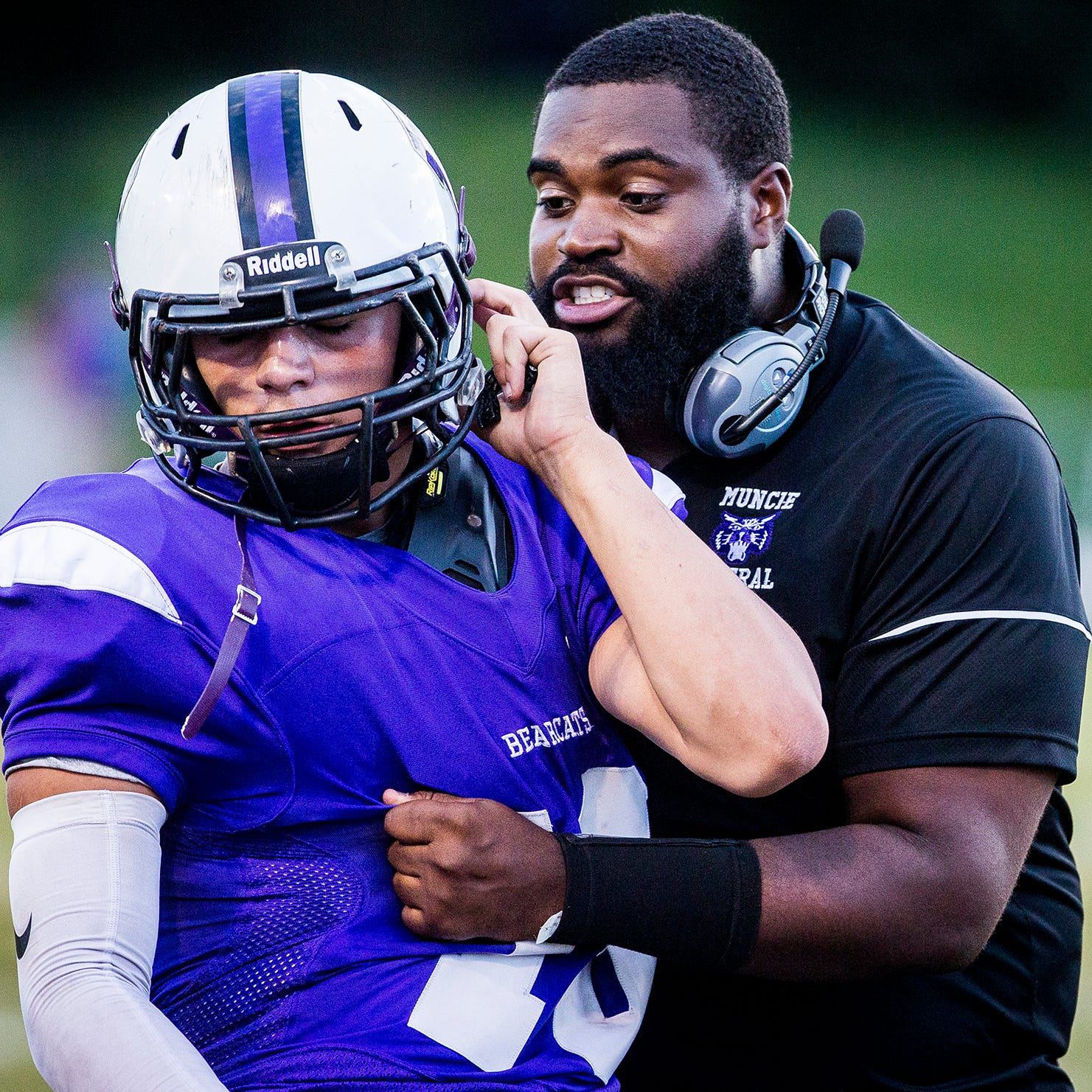 Muncie Central taps Darrick Lee as new varsity football head coach