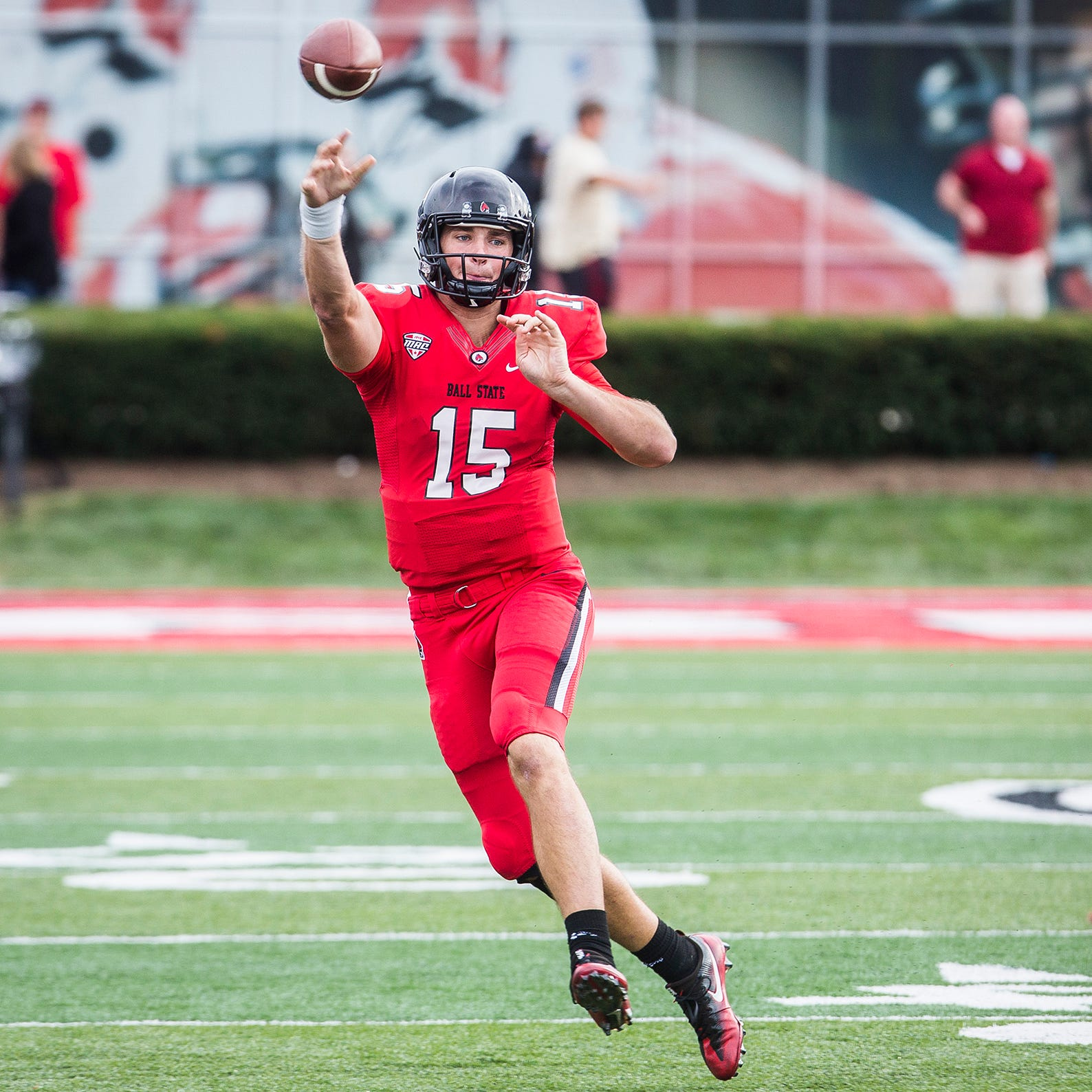 Riley Neal transferring to Vanderbilt football from Ball State