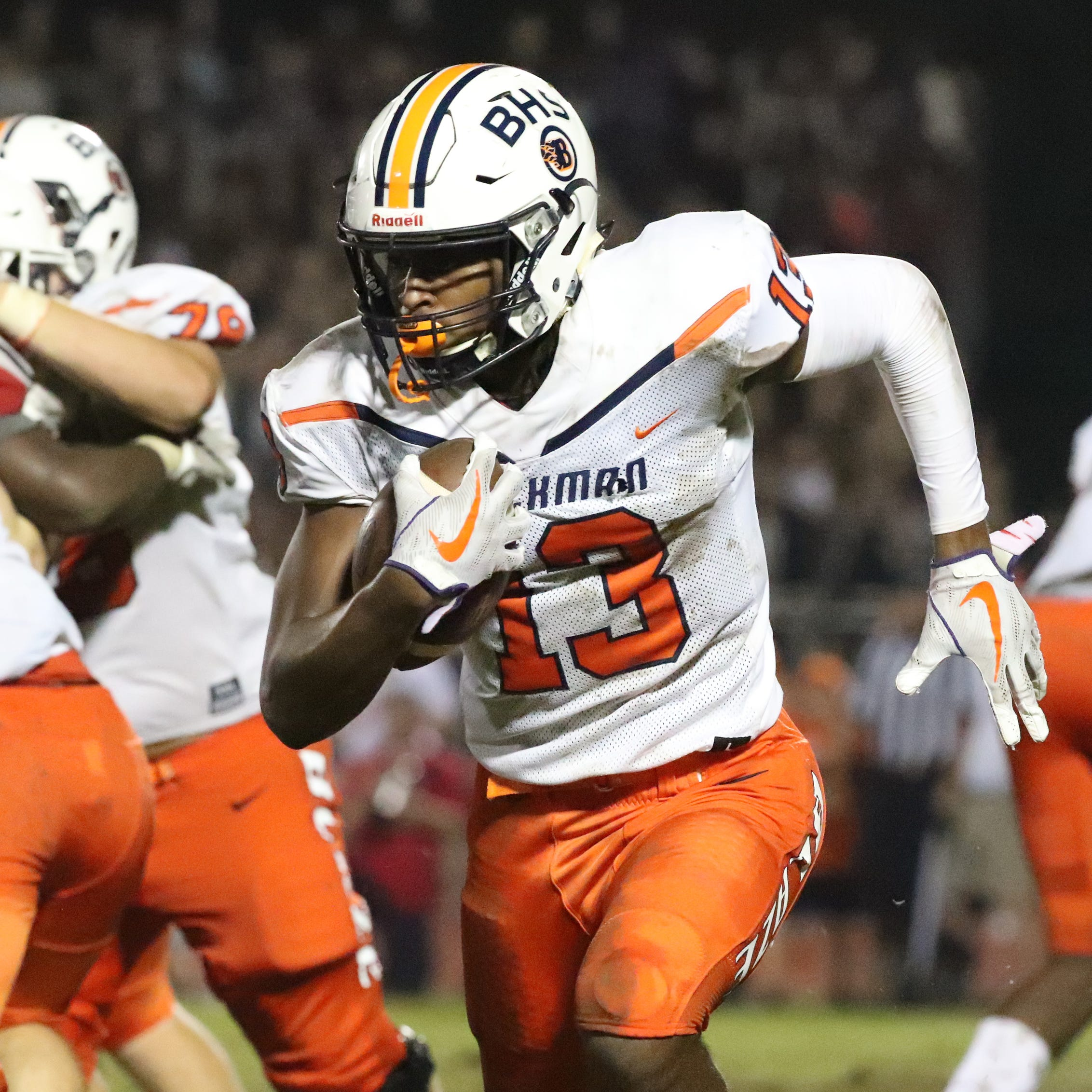 Tennessee high school football commitments for the Class of 2019