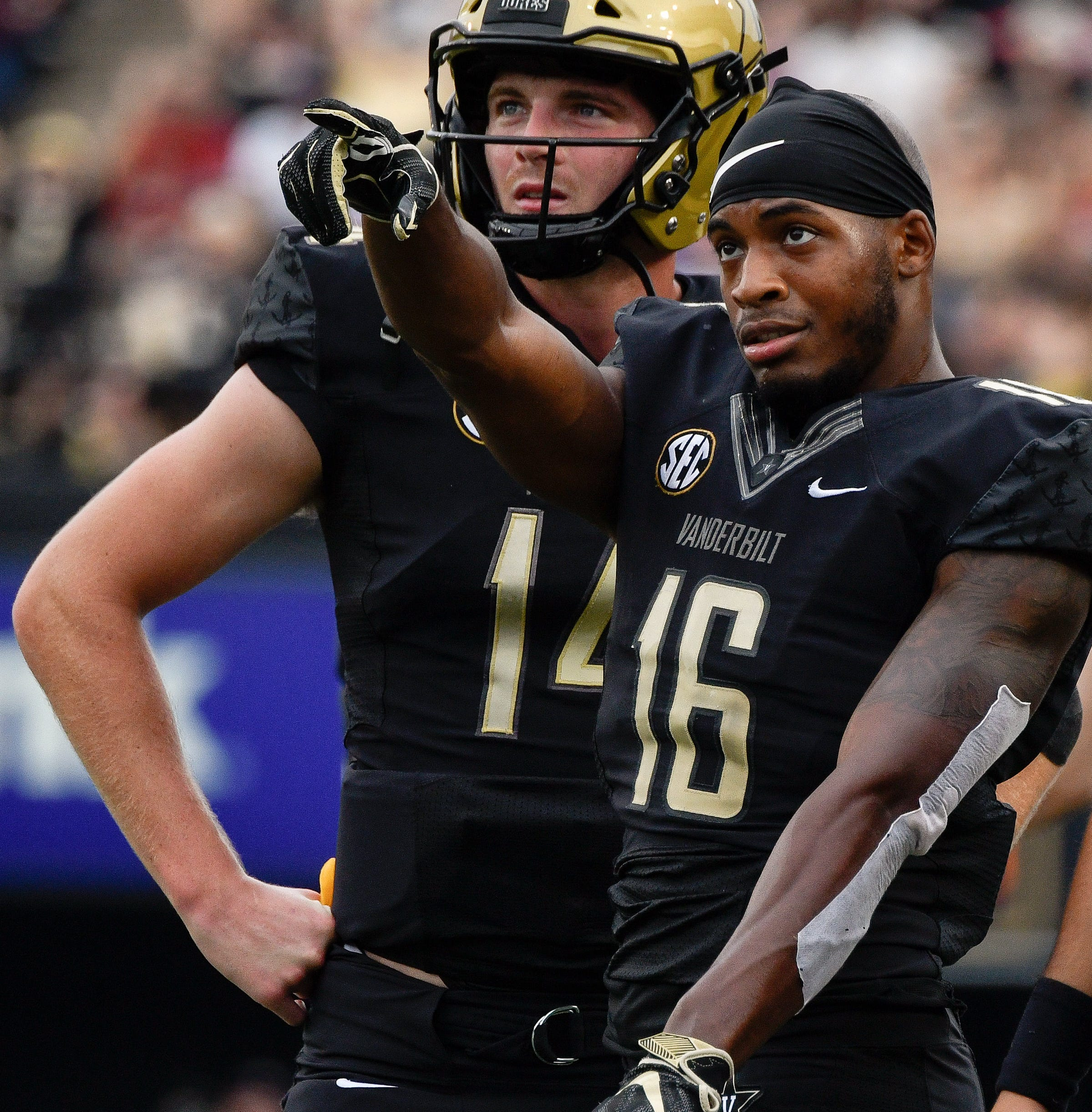 Did Kyle Shurmur miss an open Kalija Lipscomb? 'Maybe, maybe not'